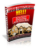 Thumbnail Avoid Foreclosure Hell-Save your house