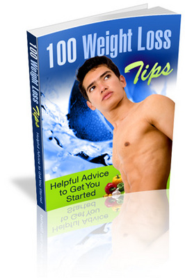 Product picture 100 Weight Loss Tips-Fast weight loss