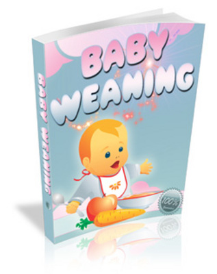 Product picture Baby Weaning-Getting baby on solid food