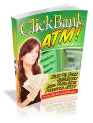 Product picture Clickbank Atm- Make more money
